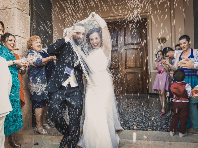 La boda de Sergio y Judith en Enguera, Valencia 42