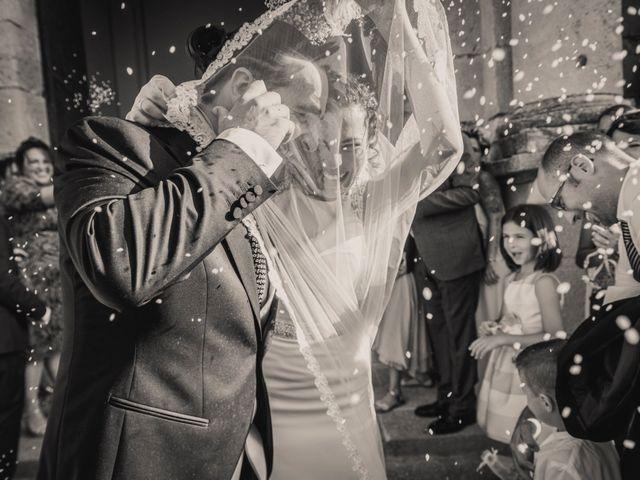 La boda de Sergio y Judith en Enguera, Valencia 44