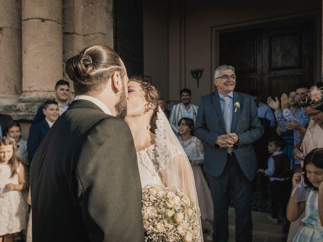 La boda de Sergio y Judith en Enguera, Valencia 45