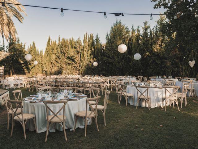La boda de Sergio y Judith en Enguera, Valencia 47