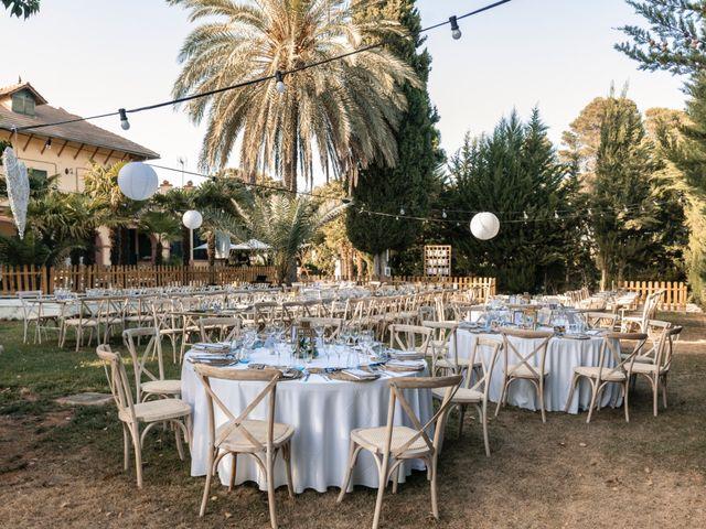 La boda de Sergio y Judith en Enguera, Valencia 48