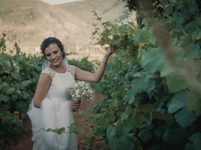 La boda de Sergio y Judith en Enguera, Valencia 49