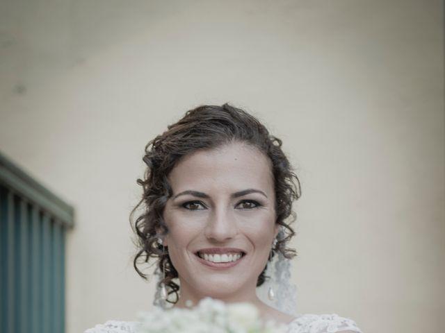 La boda de Sergio y Judith en Enguera, Valencia 2