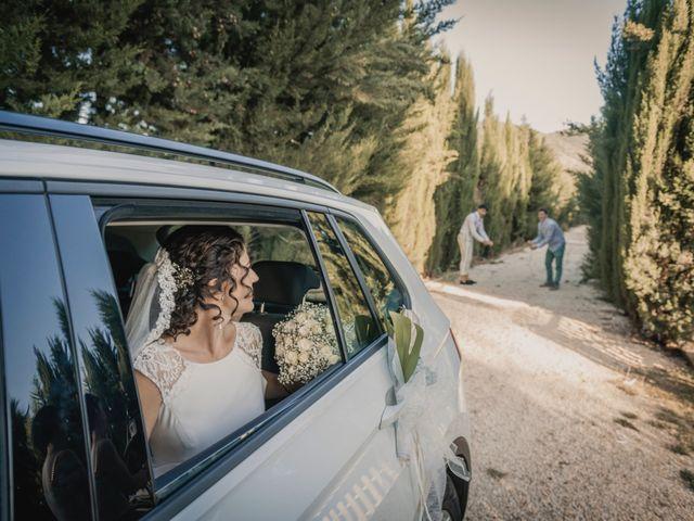 La boda de Sergio y Judith en Enguera, Valencia 53
