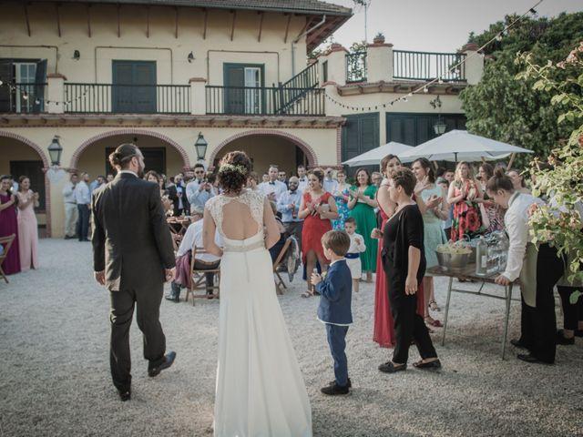 La boda de Sergio y Judith en Enguera, Valencia 55