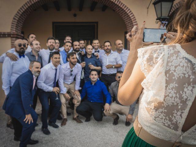 La boda de Sergio y Judith en Enguera, Valencia 56