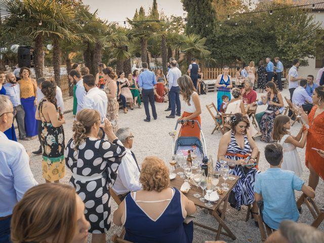 La boda de Sergio y Judith en Enguera, Valencia 58