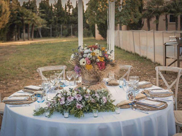 La boda de Sergio y Judith en Enguera, Valencia 59