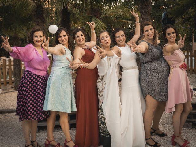 La boda de Sergio y Judith en Enguera, Valencia 61