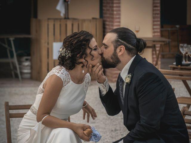 La boda de Sergio y Judith en Enguera, Valencia 62