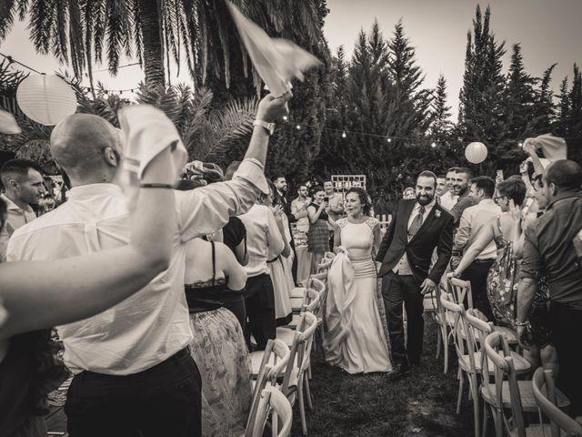 La boda de Sergio y Judith en Enguera, Valencia 63