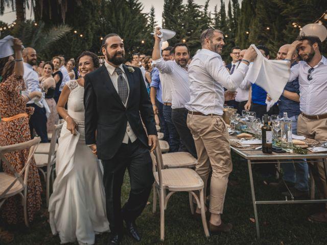 La boda de Sergio y Judith en Enguera, Valencia 65