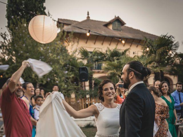 La boda de Sergio y Judith en Enguera, Valencia 66