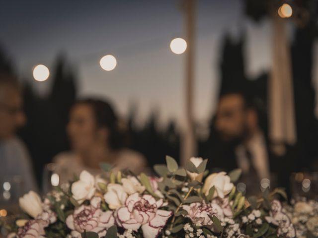 La boda de Sergio y Judith en Enguera, Valencia 69