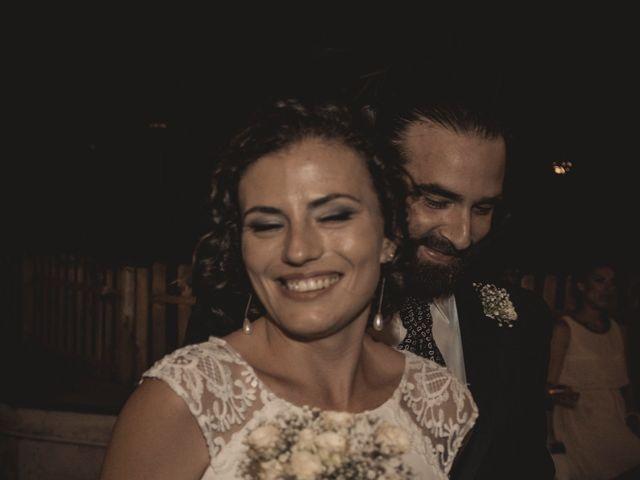 La boda de Sergio y Judith en Enguera, Valencia 70