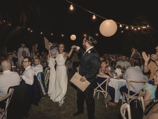 La boda de Sergio y Judith en Enguera, Valencia 72