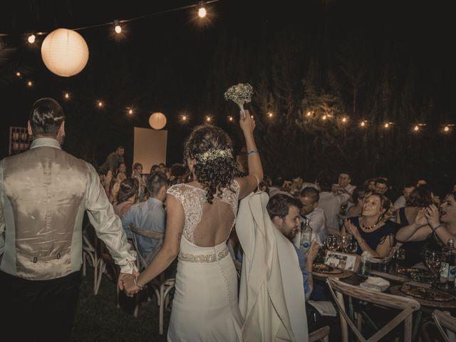 La boda de Sergio y Judith en Enguera, Valencia 73
