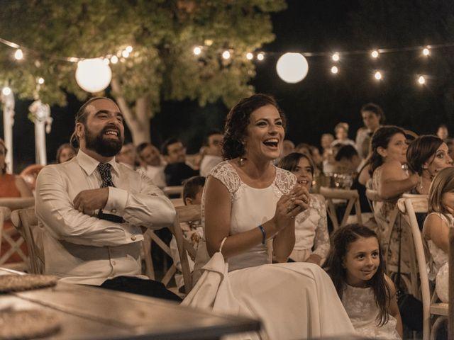 La boda de Sergio y Judith en Enguera, Valencia 74