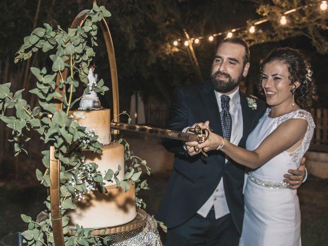 La boda de Sergio y Judith en Enguera, Valencia 77