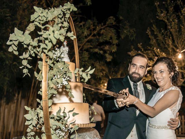 La boda de Judith y Sergio