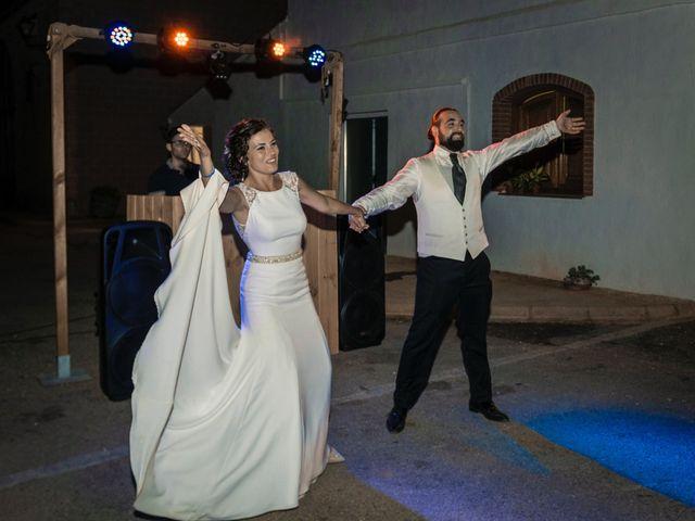 La boda de Sergio y Judith en Enguera, Valencia 84