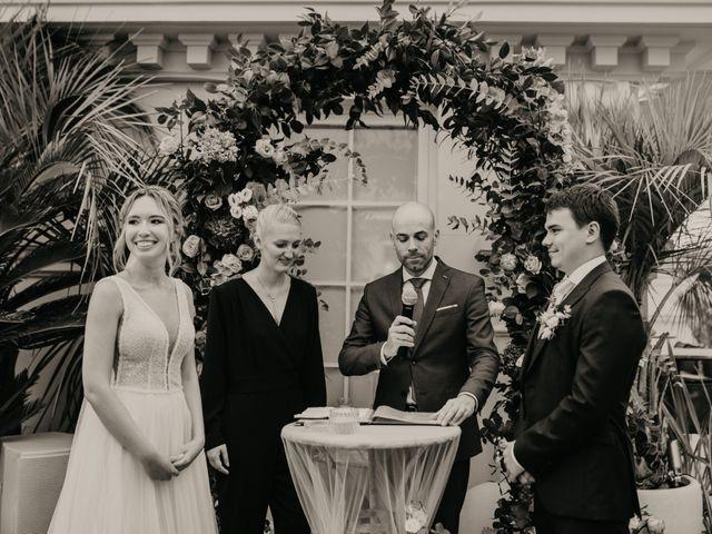 La boda de Alexey y Katerina en Madrid, Madrid 45
