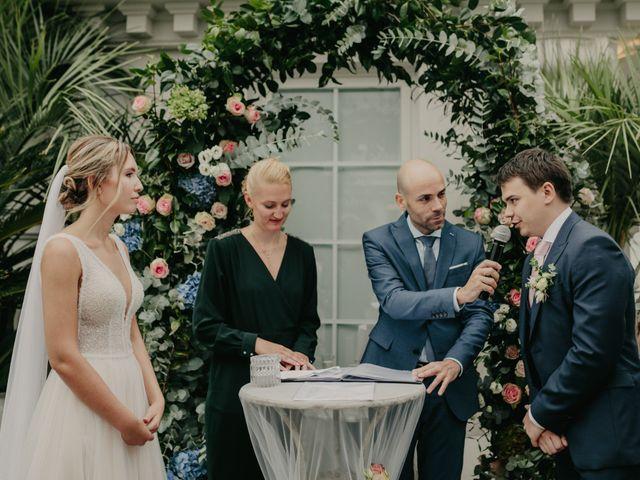 La boda de Alexey y Katerina en Madrid, Madrid 47