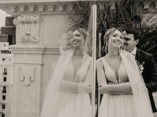 La boda de Alexey y Katerina en Madrid, Madrid 61