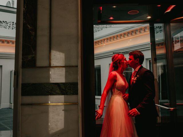 La boda de Alexey y Katerina en Madrid, Madrid 62