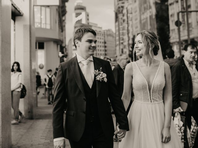 La boda de Katerina y Alexey