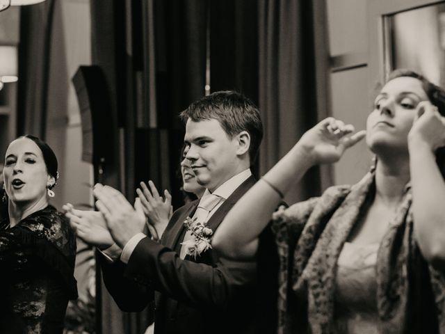La boda de Alexey y Katerina en Madrid, Madrid 74