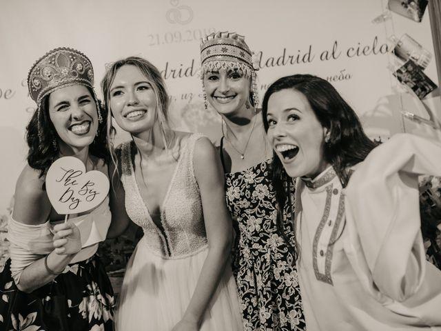 La boda de Alexey y Katerina en Madrid, Madrid 76