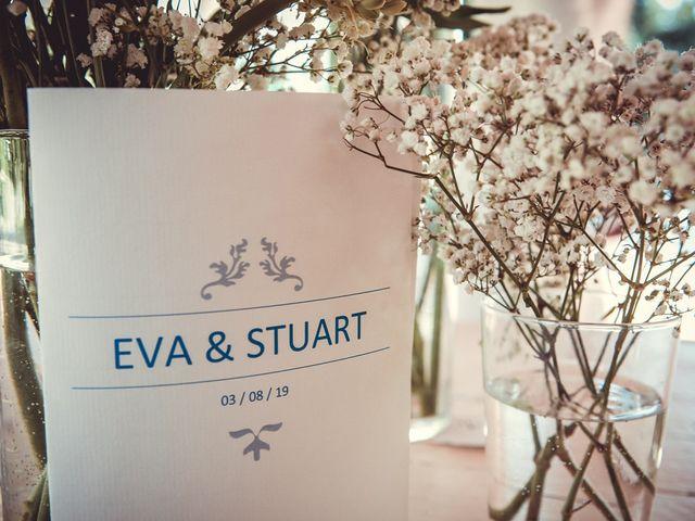 La boda de Stuart y Eva en Consuegra, Toledo 3
