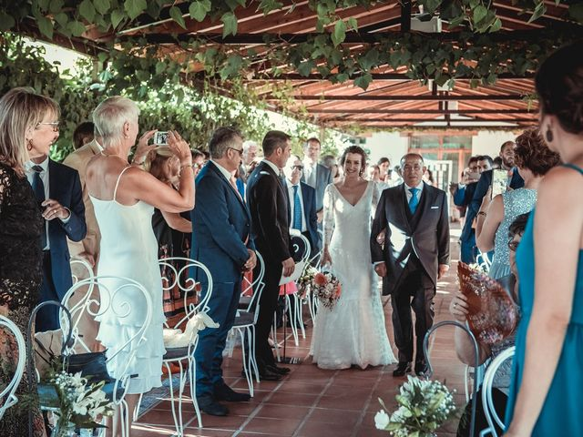La boda de Stuart y Eva en Consuegra, Toledo 7