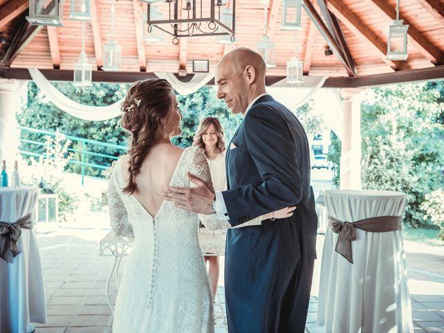 La boda de Stuart y Eva en Consuegra, Toledo 11
