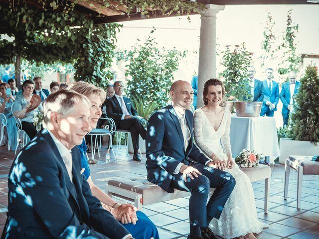 La boda de Stuart y Eva en Consuegra, Toledo 14
