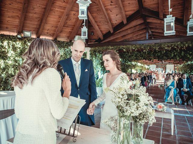 La boda de Stuart y Eva en Consuegra, Toledo 16