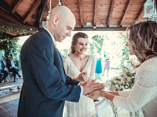 La boda de Stuart y Eva en Consuegra, Toledo 17