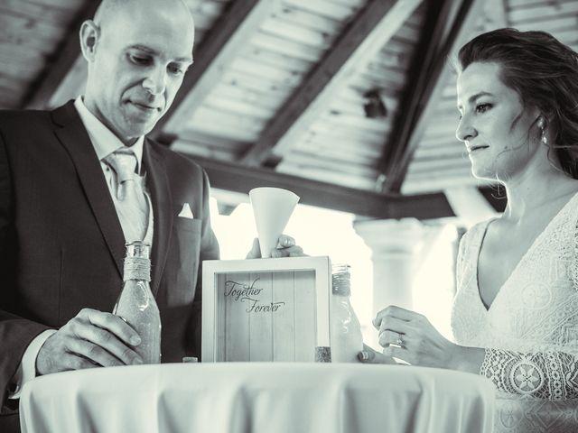 La boda de Stuart y Eva en Consuegra, Toledo 18