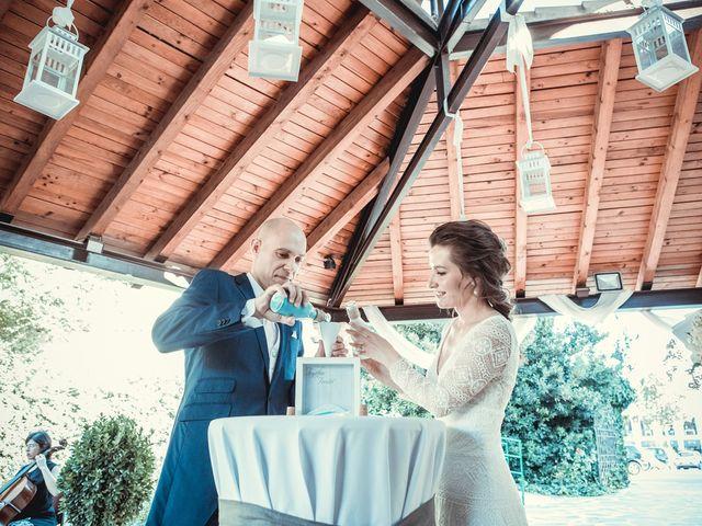 La boda de Stuart y Eva en Consuegra, Toledo 19
