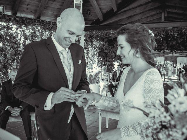 La boda de Stuart y Eva en Consuegra, Toledo 21