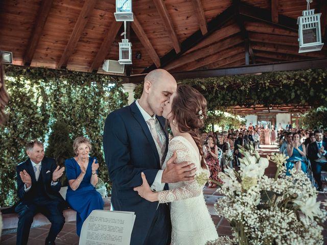 La boda de Stuart y Eva en Consuegra, Toledo 22