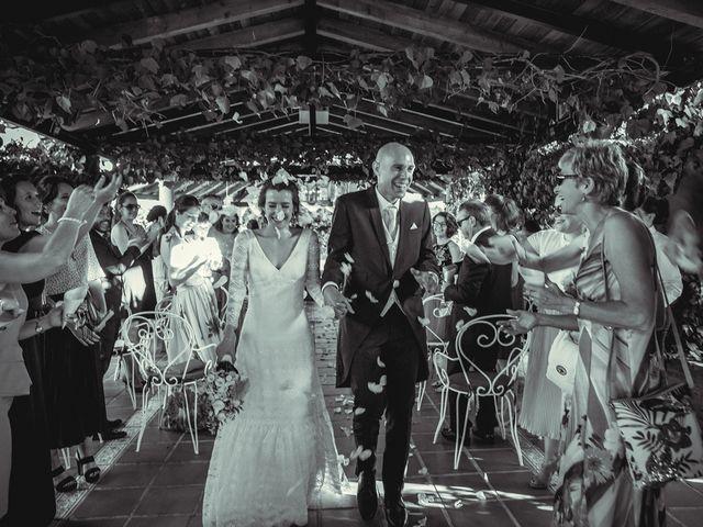 La boda de Stuart y Eva en Consuegra, Toledo 23