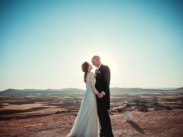 La boda de Stuart y Eva en Consuegra, Toledo 27