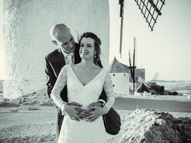 La boda de Stuart y Eva en Consuegra, Toledo 2