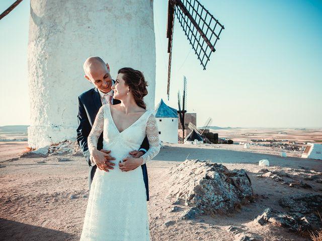La boda de Stuart y Eva en Consuegra, Toledo 30