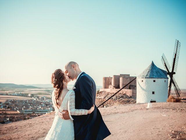 La boda de Stuart y Eva en Consuegra, Toledo 32