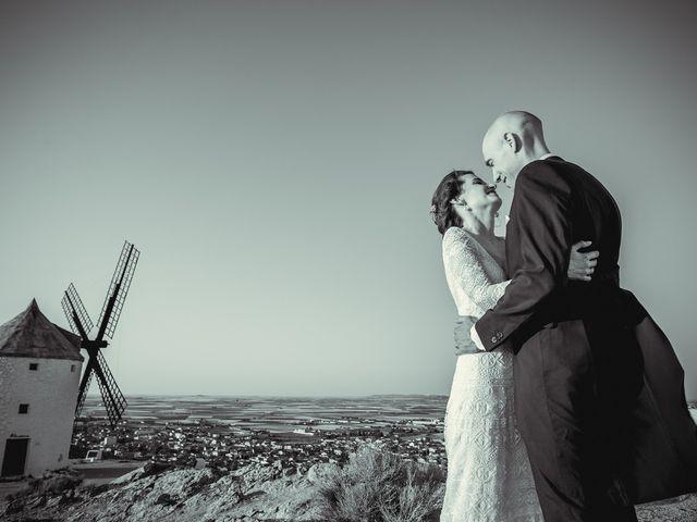 La boda de Stuart y Eva en Consuegra, Toledo 36