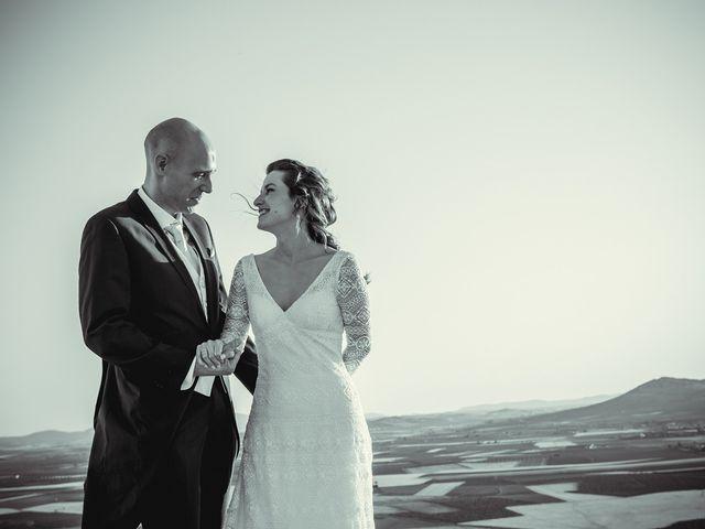 La boda de Stuart y Eva en Consuegra, Toledo 37