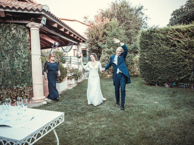 La boda de Stuart y Eva en Consuegra, Toledo 39